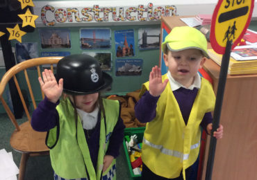 Foundation Stage Road Safety