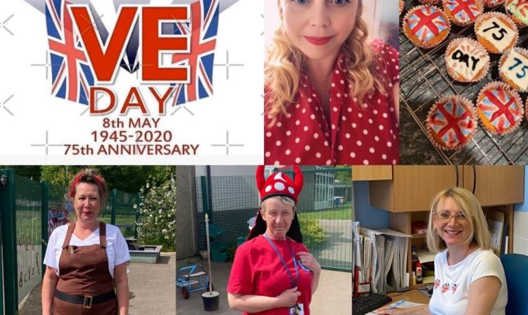West Melton Celebrates the 75th VE Day