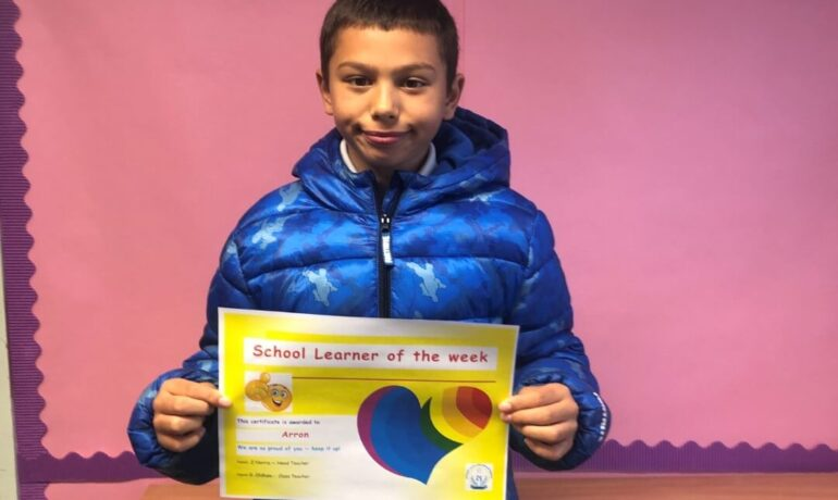 Star Learner of the Week
