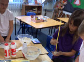 Year 4/5 Stone Age Crafts