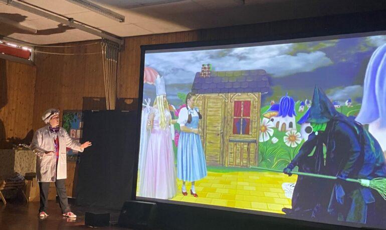 Virtual Pantomime 🧙🏻♂️
