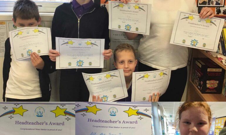 Certificate Winners! 📜