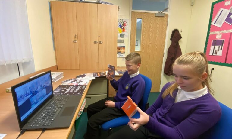 Virtual Assembly by our RRS Ambassadors.