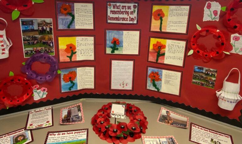 Remembrance Day Artwork 🖼