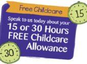 Free Childcare! 🧒🏻