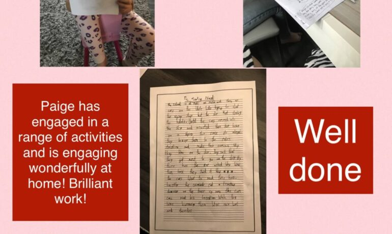 Year 6 Home Learning